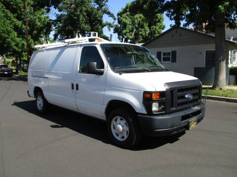 2008 Ford E-Series Cargo for sale at I C Used Cars in Van Nuys CA