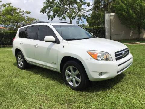 2006 Toyota RAV4 for sale at Kaler Auto Sales in Wilton Manors FL