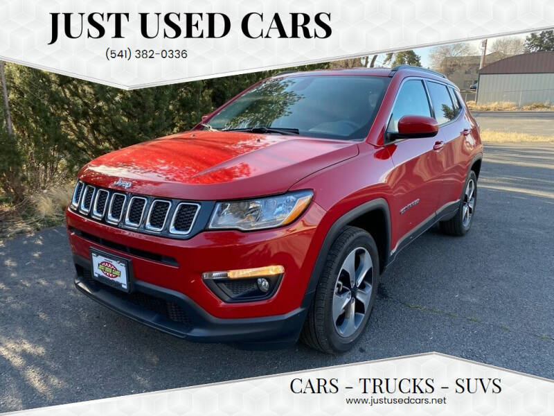 2017 Jeep Compass for sale at Just Used Cars in Bend OR