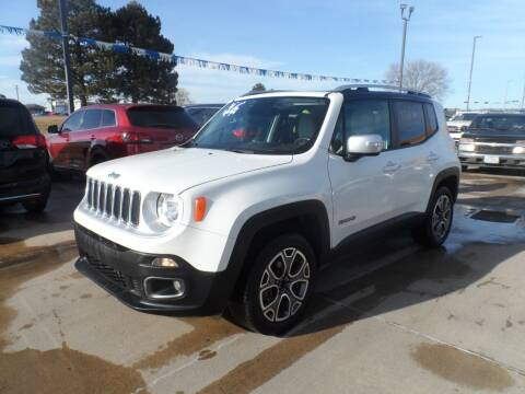 2016 Jeep Renegade for sale at America Auto Inc in South Sioux City NE