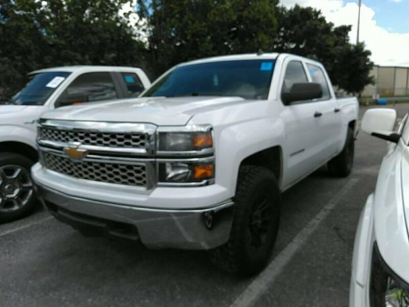 2014 Chevrolet Silverado 1500 for sale at MIAMI FINE CARS & TRUCKS in Hialeah FL