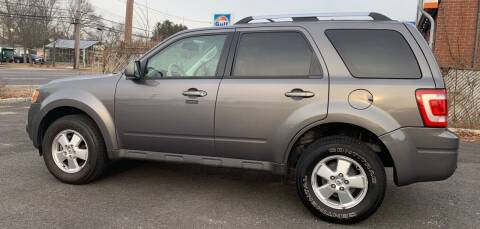 2011 Ford Escape for sale at Primary Motors Inc in Commack NY
