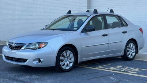 2008 Subaru Impreza for sale at Carland Auto Sales INC. in Portsmouth VA