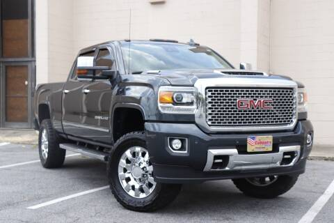 2017 GMC Sierra 2500HD for sale at El Compadre Trucks in Doraville GA