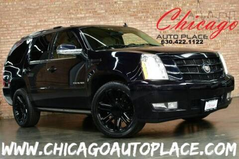 2014 Cadillac Escalade for sale at Chicago Auto Place in Bensenville IL