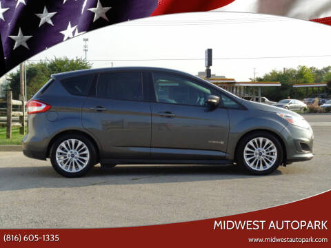 2018 Ford C-MAX Hybrid for sale at Midwest Autopark in Kansas City MO
