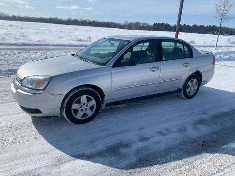 2005 Chevrolet Malibu for sale at Major Motors Automotive Group LLC in Ramsey MN