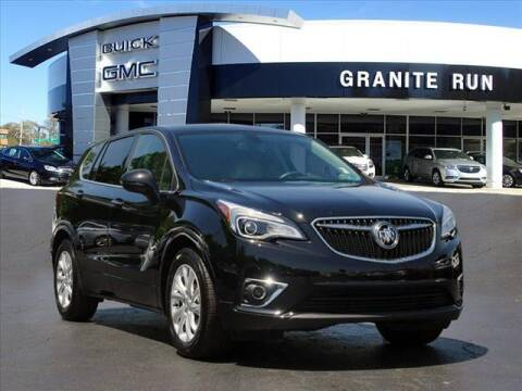 2020 Buick Envision for sale at GRANITE RUN PRE OWNED CAR AND TRUCK OUTLET in Media PA