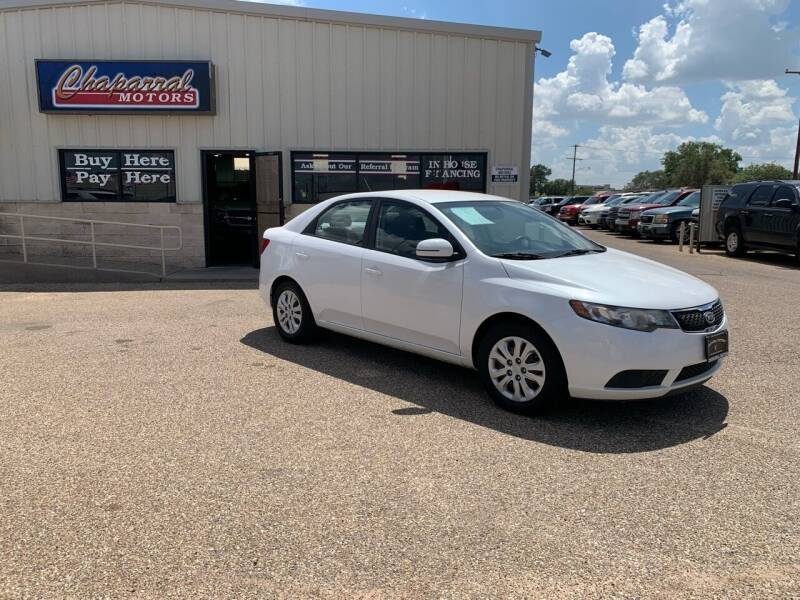 2013 Kia Forte for sale at Chaparral Motors in Lubbock TX