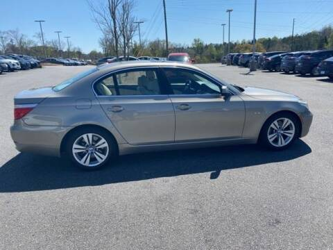 2010 BMW 5 Series for sale at CU Carfinders in Norcross GA