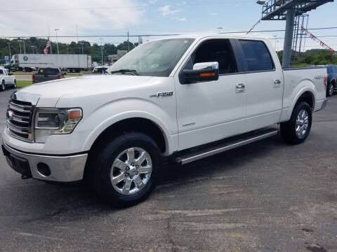 2013 Ford F-150 for sale at Moores Auto Sales in Greeneville TN
