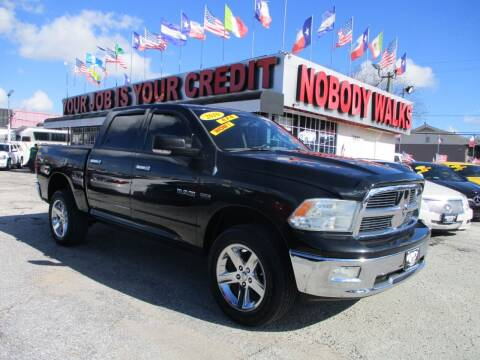 2010 Dodge Ram Pickup 1500 for sale at Giant Auto Mart 2 in Houston TX