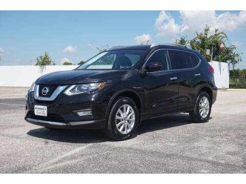 2017 Nissan Rogue for sale at Maroney Auto Sales in Humble TX