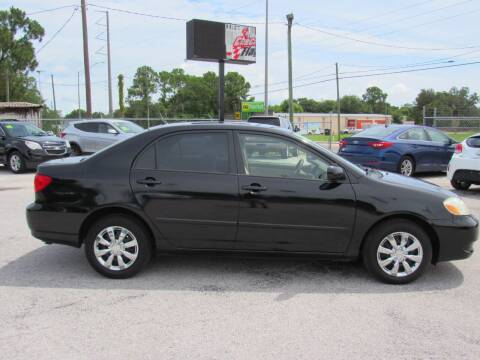2005 Toyota Corolla for sale at Checkered Flag Auto Sales EAST in Lakeland FL