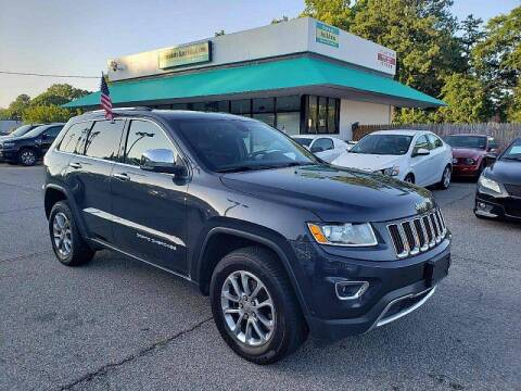 2014 Jeep Grand Cherokee for sale at Action Auto Specialist in Norfolk VA