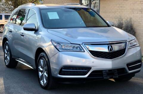 2014 Acura MDX for sale at Auto Imports in Houston TX