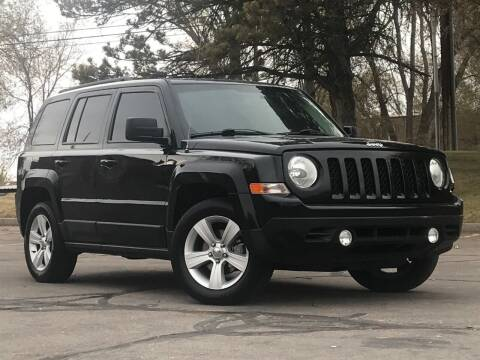 2016 Jeep Patriot for sale at Used Cars and Trucks For Less in Millcreek UT