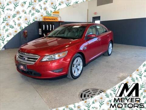 2010 Ford Taurus for sale at Meyer Motors in Plymouth WI