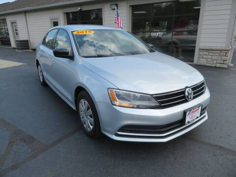 2015 Volkswagen Jetta for sale at Tri-County Pre-Owned Superstore in Reynoldsburg OH