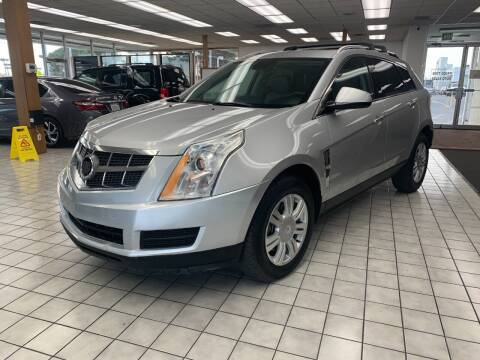 2011 Cadillac SRX for sale at PRICE TIME AUTO SALES in Sacramento CA