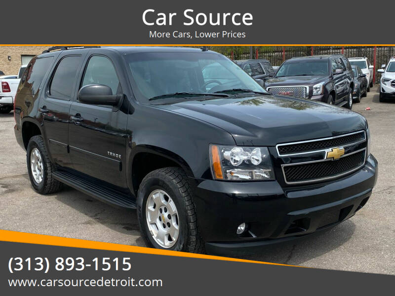2013 Chevrolet Tahoe for sale at Car Source in Detroit MI