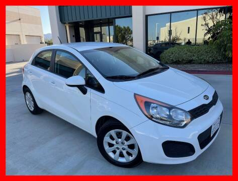 2013 Kia Rio 5-Door for sale at Cruise Autos in Corona CA