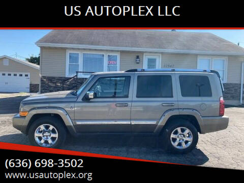2006 Jeep Commander for sale at US AUTOPLEX LLC in Wentzville MO