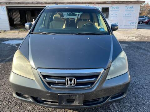 2006 Honda Odyssey for sale at Certified Motors in Bear DE