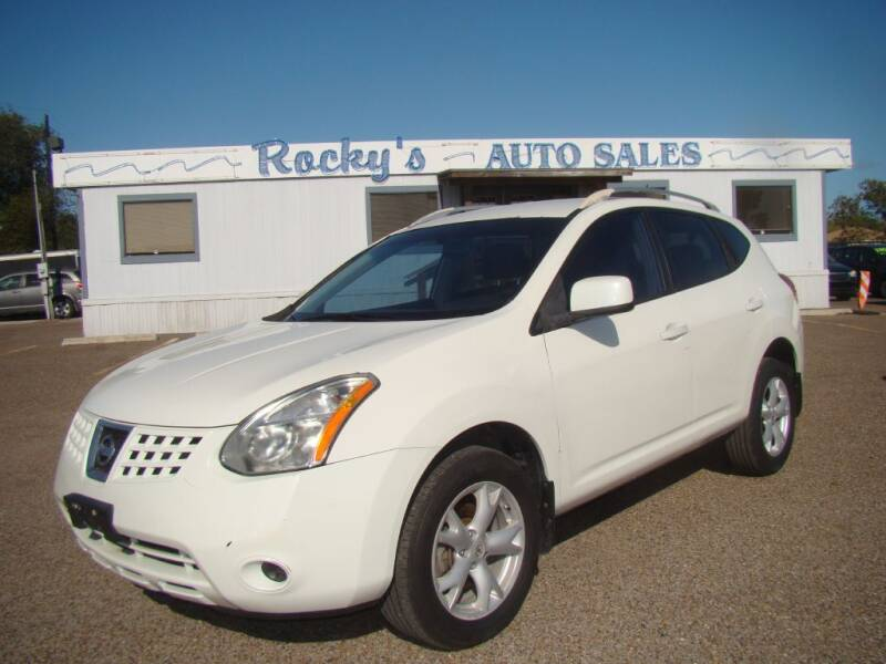 2008 Nissan Rogue for sale at Rocky's Auto Sales in Corpus Christi TX