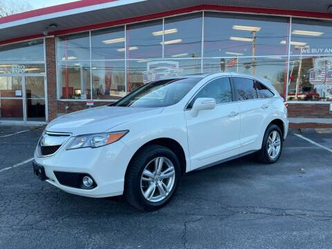 2015 Acura RDX for sale at USA Motor Sport inc in Marlborough MA