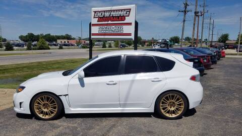 2009 Subaru Impreza for sale at Downing Auto Sales in Des Moines IA
