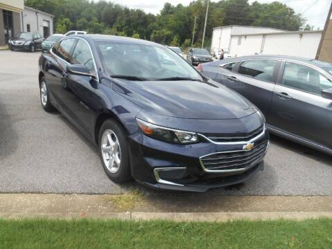 2020 Chevrolet Malibu for sale at AUTO MART in Montgomery AL