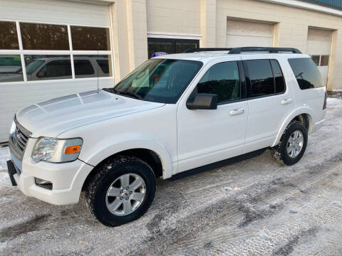 2009 Ford Explorer for sale at Ogden Auto Sales LLC in Spencerport NY