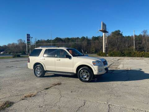2009 Ford Explorer for sale at Tennessee Valley Wholesale Autos LLC in Huntsville AL