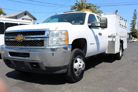 2013 Chevrolet Silverado 3500HD for sale at CA Lease Returns in Livermore CA