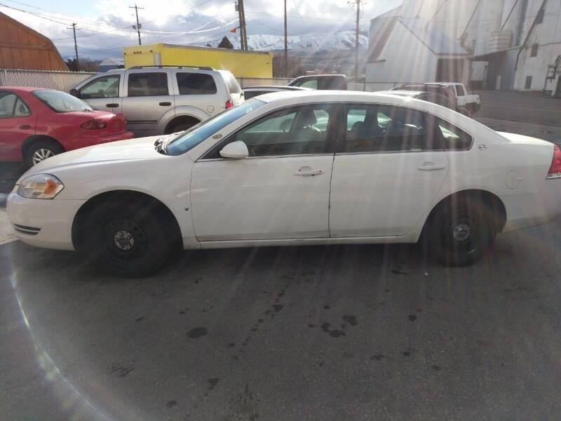 2008 Chevrolet Impala for sale at Creekside Auto Sales in Pocatello ID