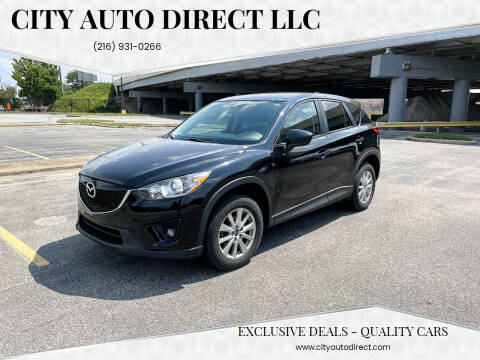 2015 Mazda CX-5 for sale at City Auto Direct LLC in Cleveland OH