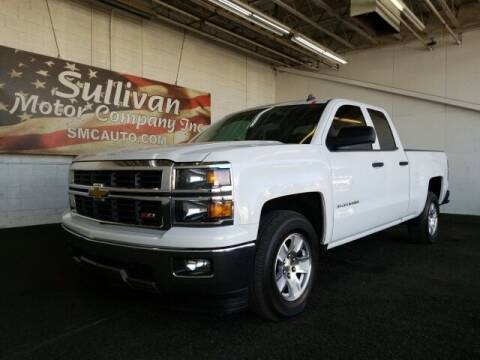 2014 Chevrolet Silverado 1500 for sale at SULLIVAN MOTOR COMPANY INC. in Mesa AZ