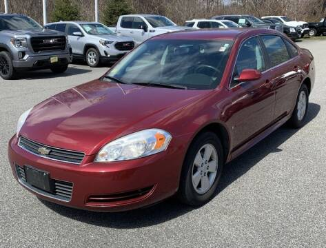 2009 Chevrolet Impala for sale at Cars 2 Love in Delran NJ