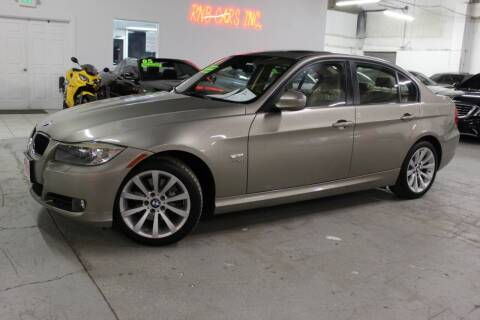 2011 BMW 3 Series for sale at R n B Cars Inc. in Denver CO