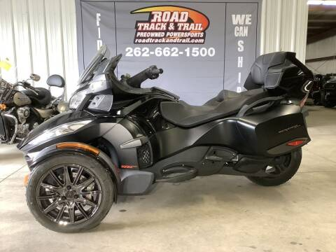2016 Can-Am Spyder® RT-S Special Seri