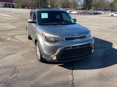 2015 Kia Soul for sale at Certified Motors LLC in Mableton GA