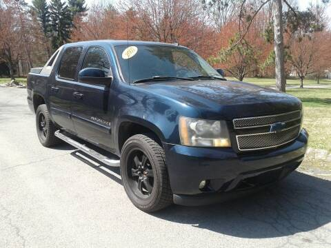 2007 Chevrolet Avalanche for sale at ELIAS AUTO SALES in Allentown PA