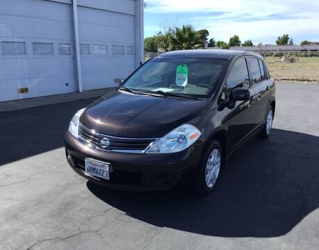 2011 Nissan Versa for sale at My Three Sons Auto Sales in Sacramento CA