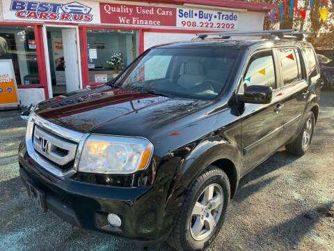 2011 Honda Pilot for sale at Best Cars R Us in Plainfield NJ