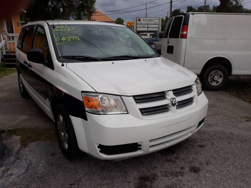 2008 Dodge Grand Caravan for sale at U-Safe Auto Sales in Deland FL