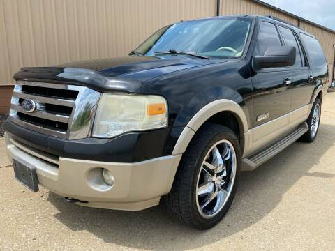 2007 Ford Expedition EL for sale at Prime Auto Sales in Uniontown OH