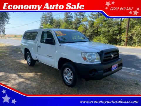 2008 Toyota Tacoma for sale at Economy Auto Sale in Modesto CA