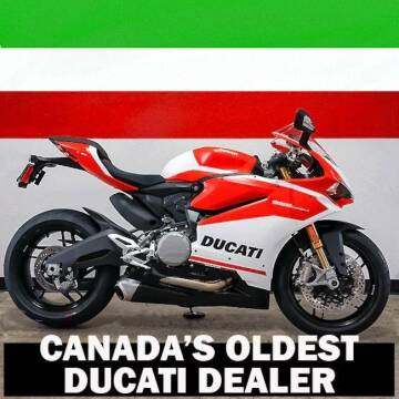 2019 Ducati 959 Panigale for sale at Peninsula Motor Vehicle Group in Oakville Ontario NY
