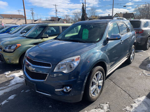 2011 Chevrolet Equinox for sale at PAPERLAND MOTORS in Green Bay WI